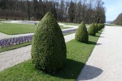 Herrenchiemsee Gartenanlagen