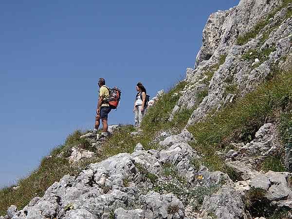 Das alpine Erlebnis