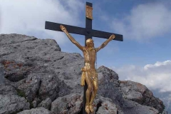 Watzmann zum Gipfelkreuz Hocheck