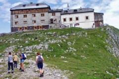 Watzmann, Watzmannhaus