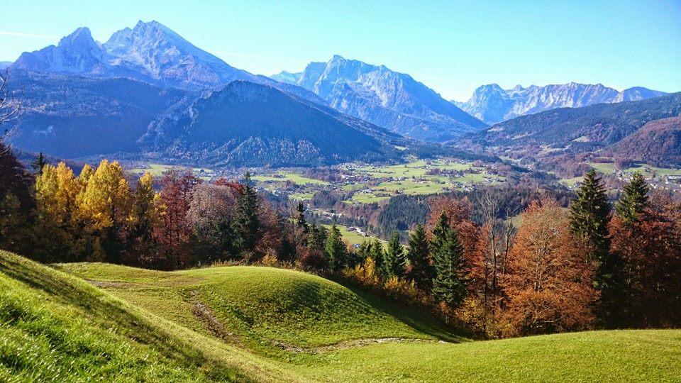 Obersalzberger Höhenweg