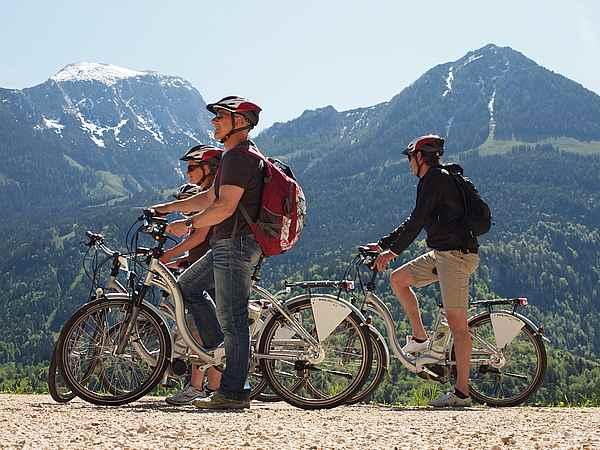 Geführte Radtouren