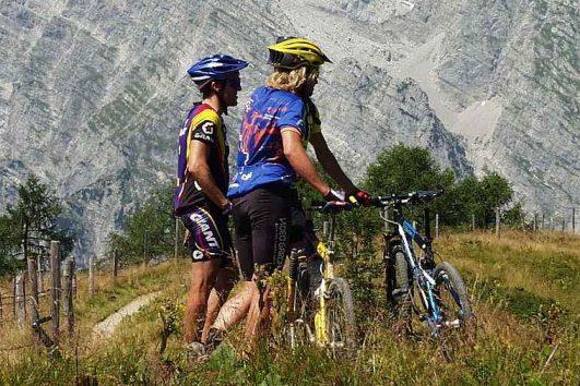 Geführte Radtouren mit eBikes für Gruppen