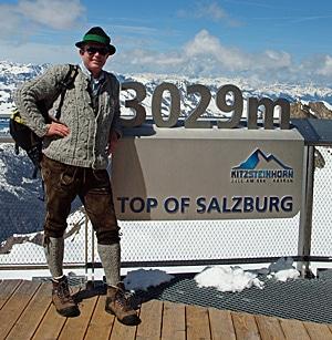 Kitzsteinhorn, Führungen und Guide-Service durch ihre Heimat-Guides