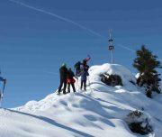 Schneeschuhtouren als Teamevent