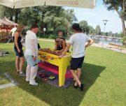 Kicker bauen für Lehrlinge als Azubi Projekt