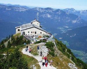 Gefuehrte Touren am Kehlstein