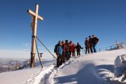 Schneeschuhwandern Berchtesgaden