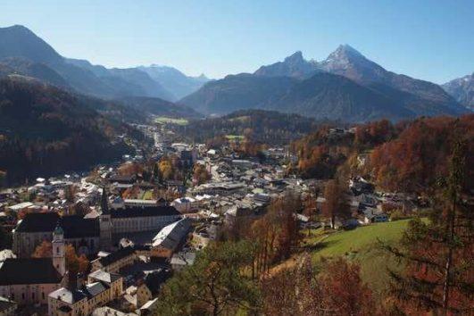 Berchtesgaden Stadtführung