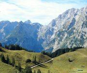Naturerlebnis und Klettersteigtraining. Betriebsausflugs, Event und Teambuilding.