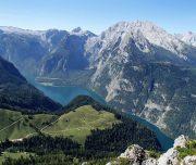 Hüttenwandern zur Gernzgängerhütte
