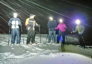 Schneeschuhwandern Berchtesgaden, Teamentwicklung, Teambuilding, Tagungen und Workshops