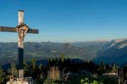 Almwanderung in den Berchtesgadener Alpen und im Chiemgau