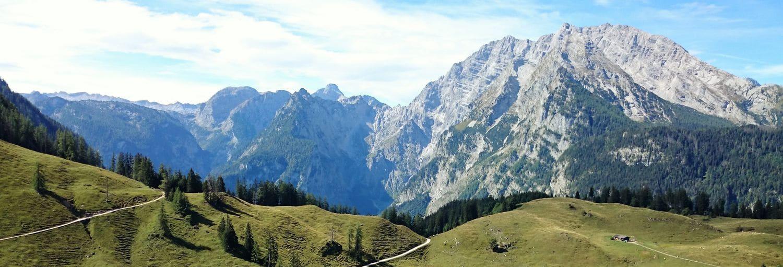 Teamwanderugen im Nationalpark Berchtesgaden