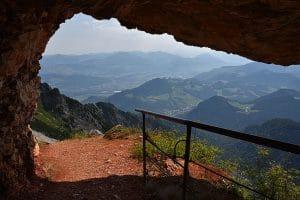 Alpine Höhlentour als Teambuilding
