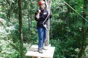 Teamgeist fördern mit Teamparcours in den Alpen.