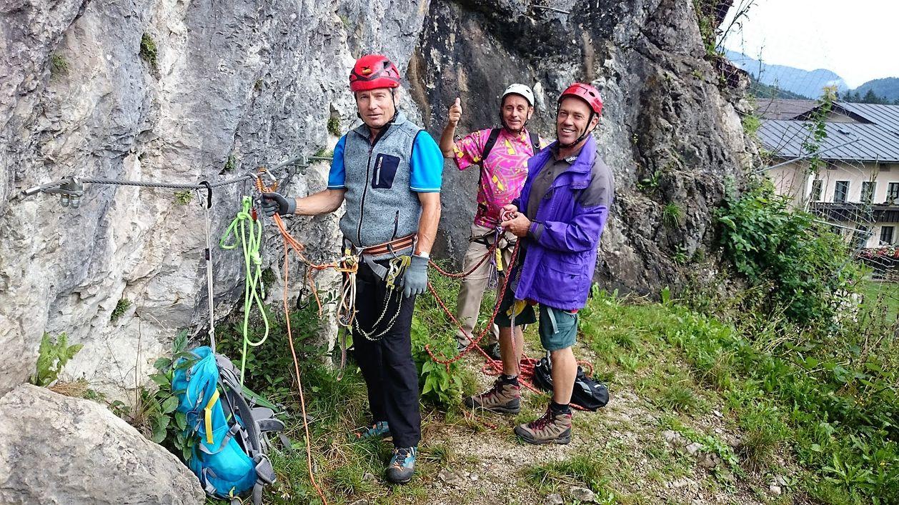 Ausbildung unserer Alpin Guides