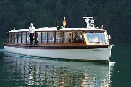 Charterbootfahrten Sonderboote am Königssee