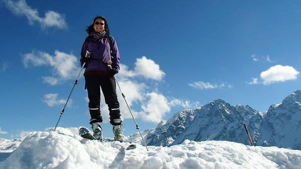 Skibergsteigen und Skitouren,als trendiges Outdoor Teambuilding
