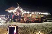 Hüttenabend, Weihnachtsfeier