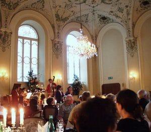 Incentives in Salzburg Mozart Dinner in Salzburg für Incentives oder Betriebsausflüge