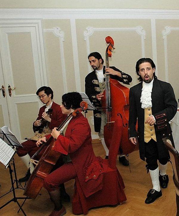 Mozart Diner in Salzburg