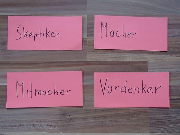 Zusammensetzung von Teams. Teamklausuren und Tagungen