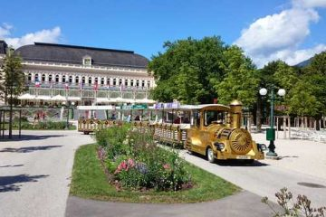 Salzkammergut Kaiserzug Bad Ischl