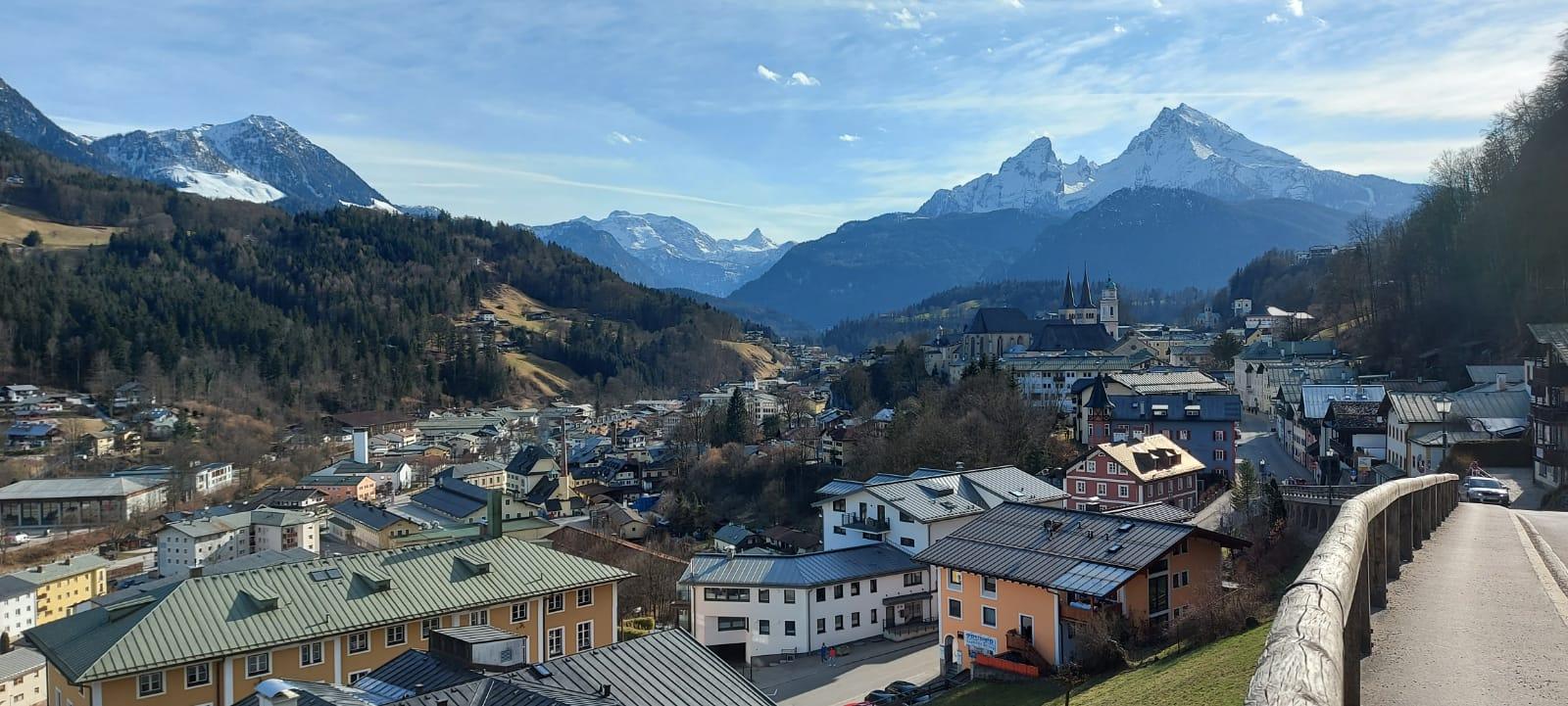 Schnitzeljagd und Stadführung in Berchtesgaden