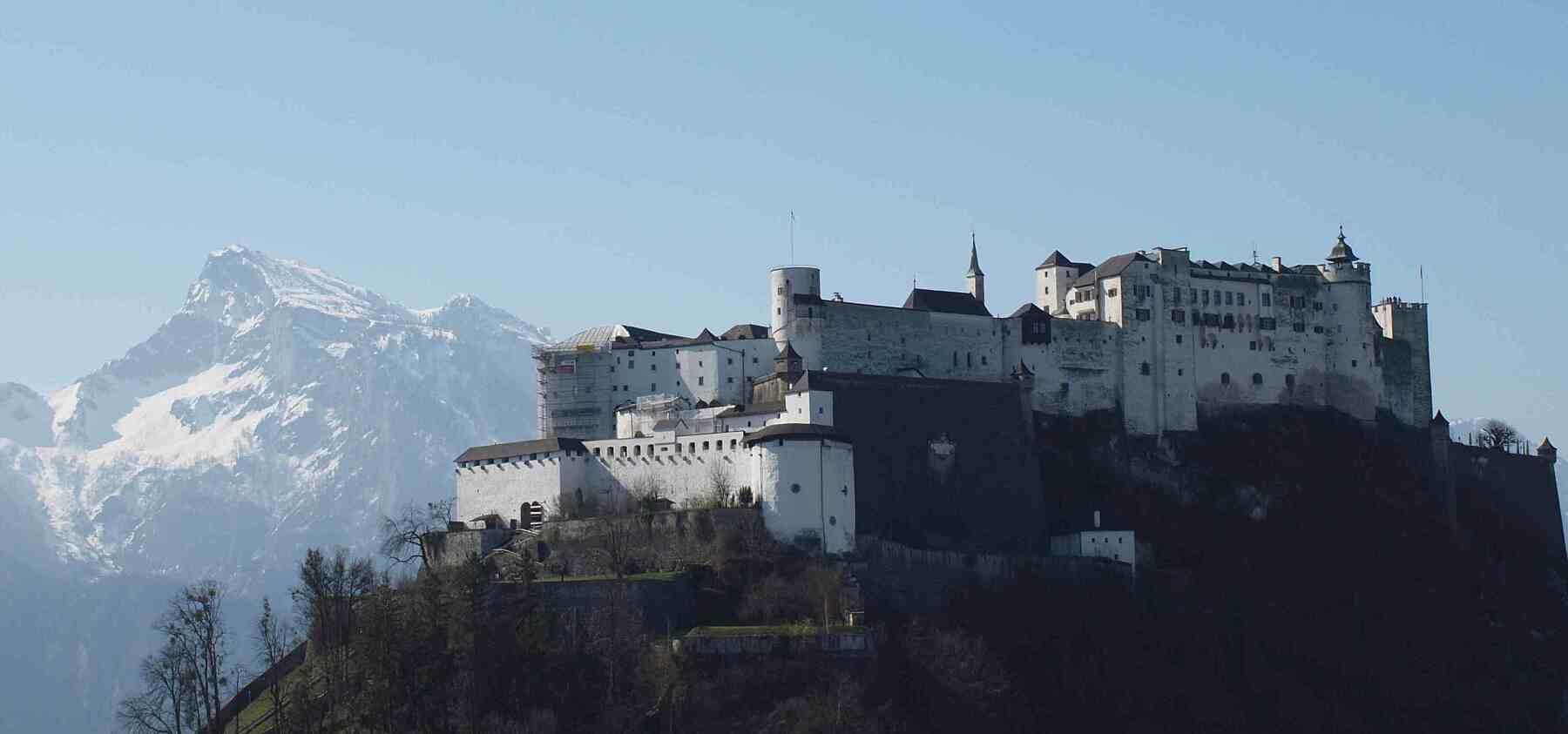 Stadt Salzburg Gästeführungen und Investives