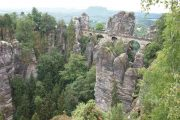 Leadership Brain walk in der Sächsischen Schweiz