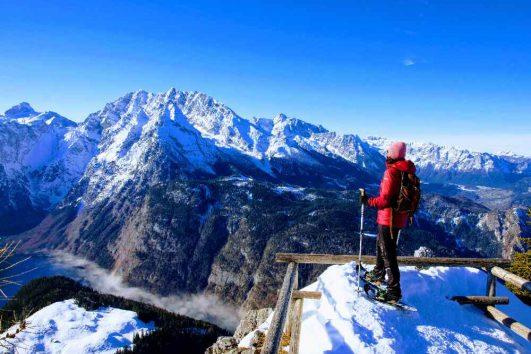 Bergadvent - Weihnachtsfeier oben auf dem Berg