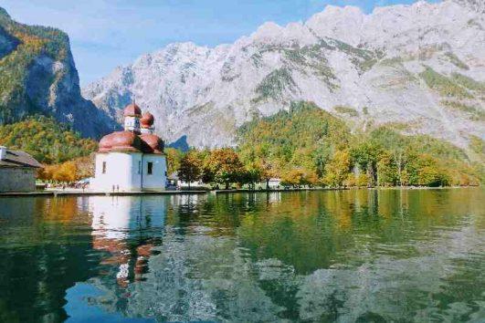 Teambuilding und Teamentwicklung Alpenfjord