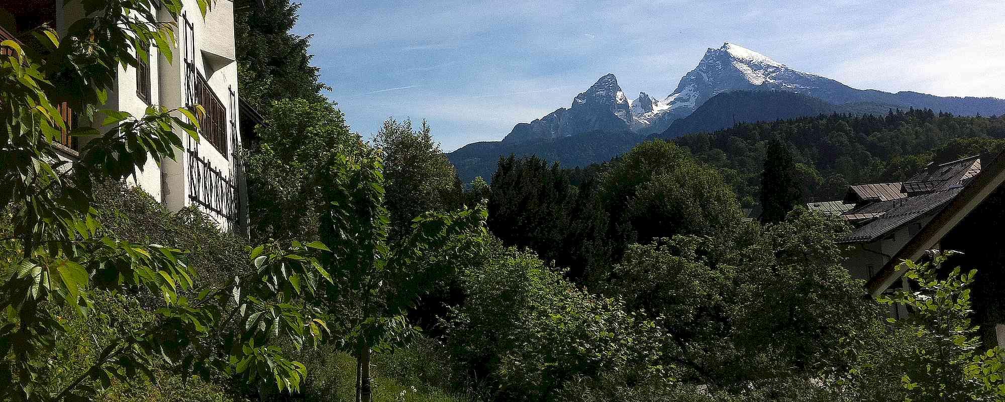 Ferienwohnungen Berchtesgaden